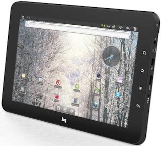 Tablet BQ para llamadas y mas