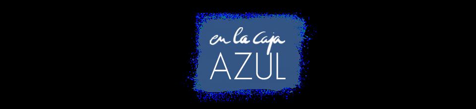 EN LA CAJA AZUL