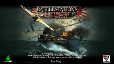 Battlestations Midway game