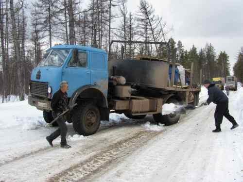 Протяженность от Усть-Кута