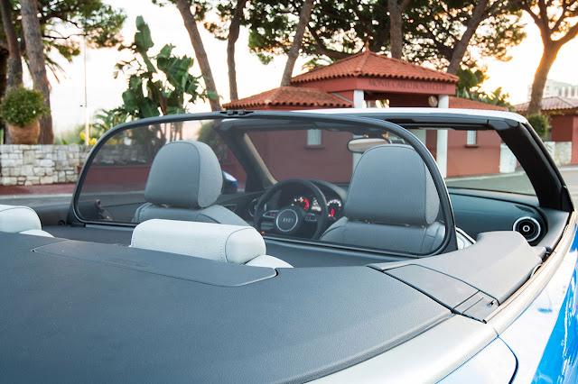 Audi A3 Cabriolet detail