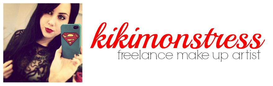 Kikimonstress // Freelance Makeup Artist