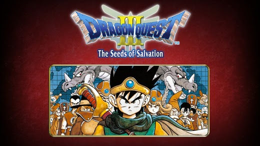 DRAGON QUEST III Gameplay