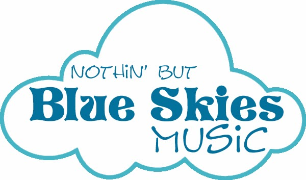 Camille's Primary Ideas: LDS Blue Skies Music