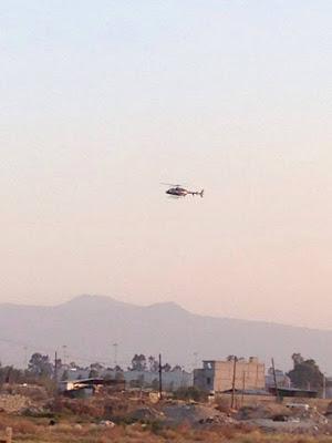 Nuevamente gobierno capitalino utiliza la fuerza pública en Tláhuac