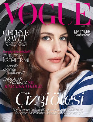 Liv Tyler Vogue Wallpapers