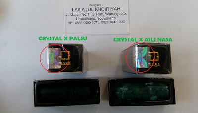 hologram Crystal X