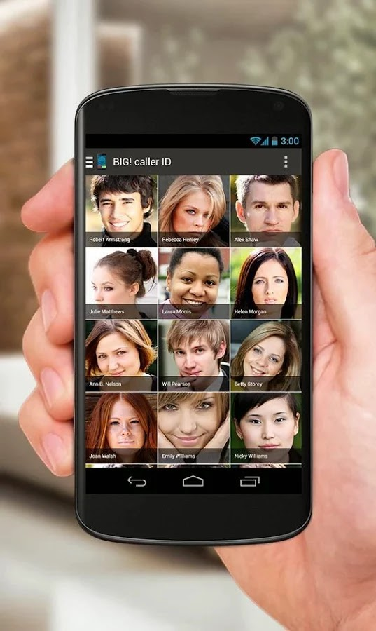 BIG! Full Screen Caller ID Pro v3.2.1