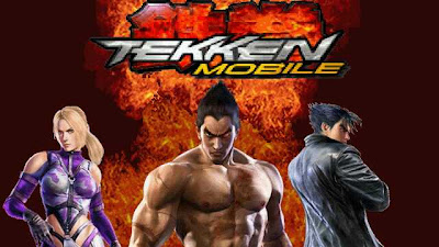 Tekken mobile s60v5 s^3 game