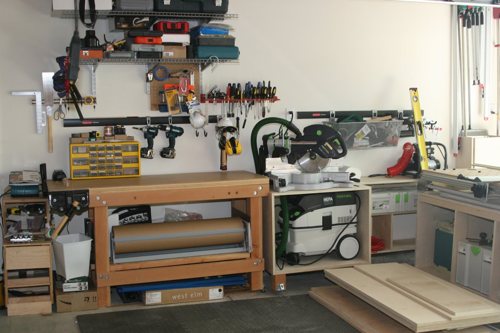 My Garage Workshop