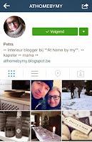 Volg me ook op instagram ...