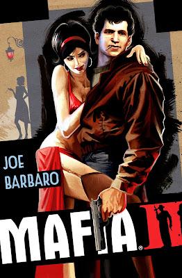Mafia II poster Joe Barbaro