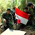 Yonif 100/Raider Jaga Patok Perbatasan Indonesia Malaysia