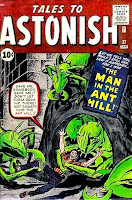 Tales to Astonish #27 cover image