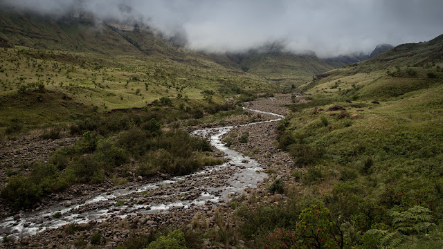 Drakensberg, dia 1 y 2