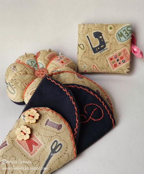 Set de costura aprender manualidades es - Set de costura ...