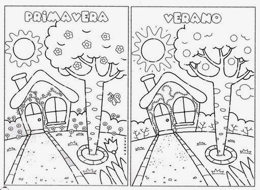 EDUCACIÓN INFANTIL Y SUS RECURSOS TIC: Fichas de las estaciones ...