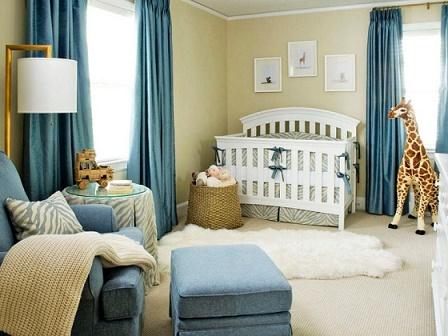Dise os de cuartos para beb s ni os dormitorios colores for Dormitorio bebe varon