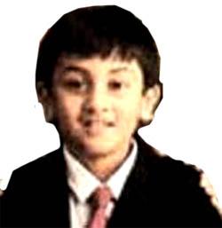 Ranbir Kapoor's Childhood