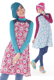 Model Busana Muslim Trendy untuk Remaja