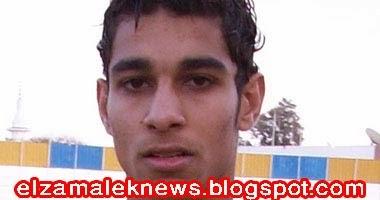 عمرو السولية لاعب خط وسط الإسماعيلي