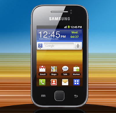 Forward sms telefon samsung galaxy y