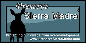 Preserve Sierra Madre Yard Signs Now Available