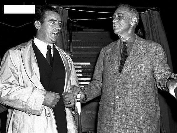 FDR and Secret Service SAIC Mike Reilly