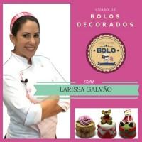 TORNE-SE UM CAKE DESIGNER DE SUCESSO