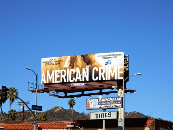 American Crime season 1 billboard