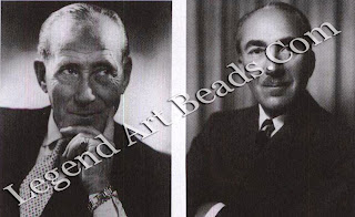 Julien and Louis Arpels, who with their brother Charles were the founders of the firm