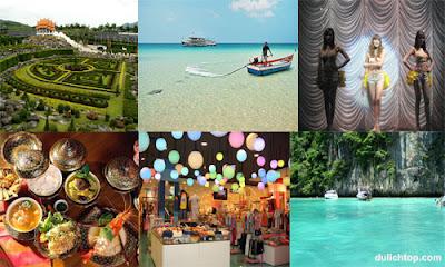 Tour Trung Quốc-Thái Lan -Campuchia Khởi Hành Dịp Tết Tour+pattaya4