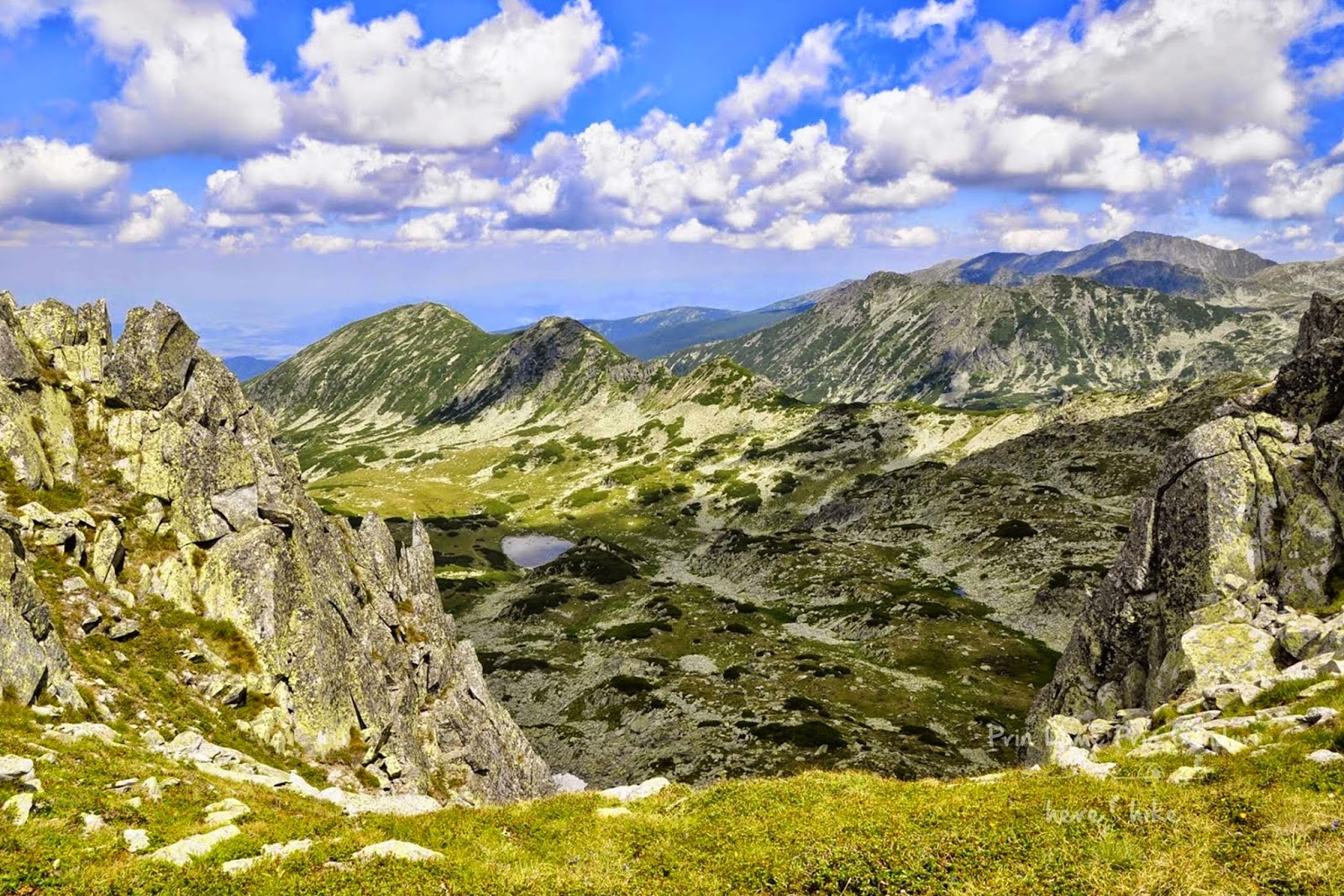 retezat-peak-hike-view