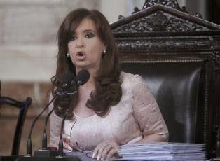 Cristina no miente por Bigote Acosta