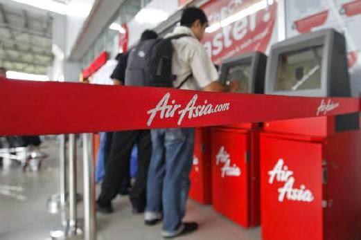 Saham AirAsia Jatuh Hampir 8 Peratus, ekonomi, info, berita, Air Asia, Pesawat Air Asia QZ8501,