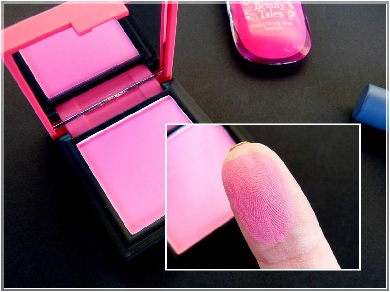 p2 Haarkreide pink hair chalk