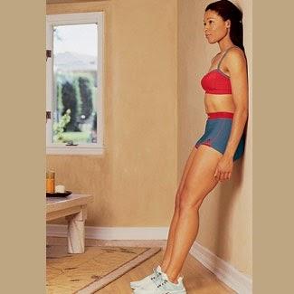 senaman untuk kecilkan punggung dan peha petua dan tips