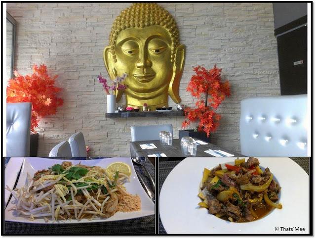 resto japonais thailandais boulogne Fusion, nathalie Masterchef quartier trapez Boulogne