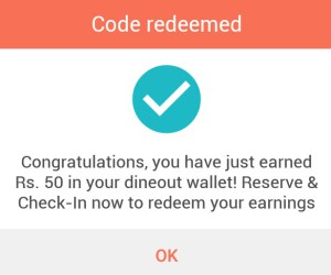 dineout-app-paytm-cash-refer-and-earn-trick