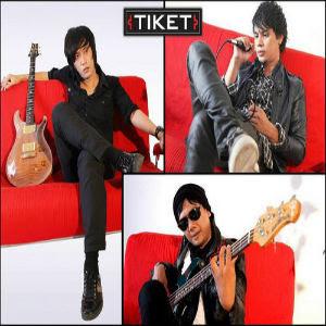 Tiket - Arti Cinta