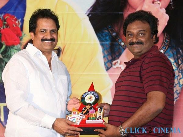 I am in Love Telugu Movie Platinum Disc Function Photos