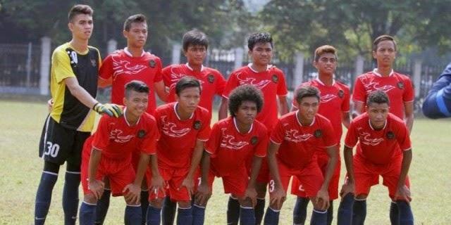 Timnas U-19 vs Persib U-21 Uji Coba 2015