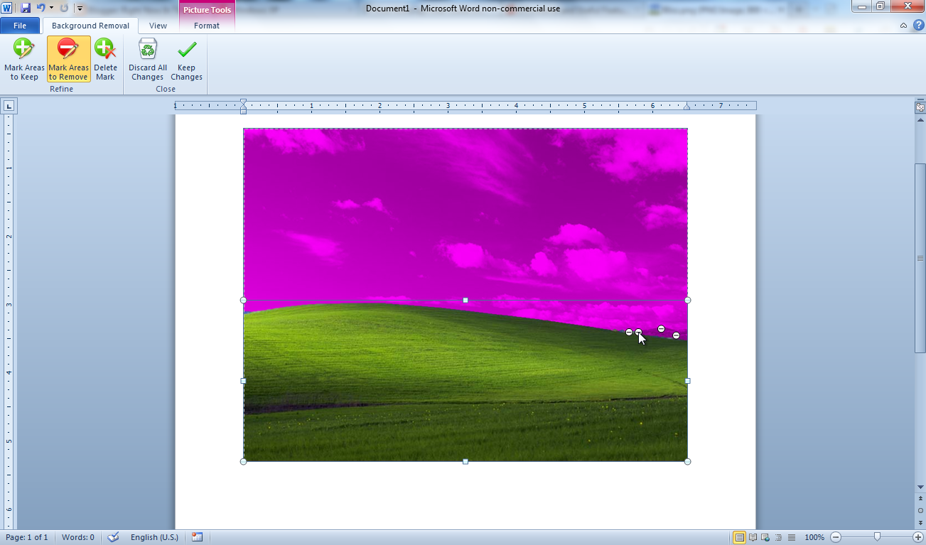 Background image in word - Word Background Removal Png