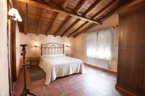 Ideas para decorar la habitaci n de la noche de bodas - Como decorar una casa rural ...