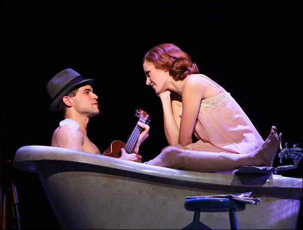 jk s theatrescene cd review bonnie and clyde