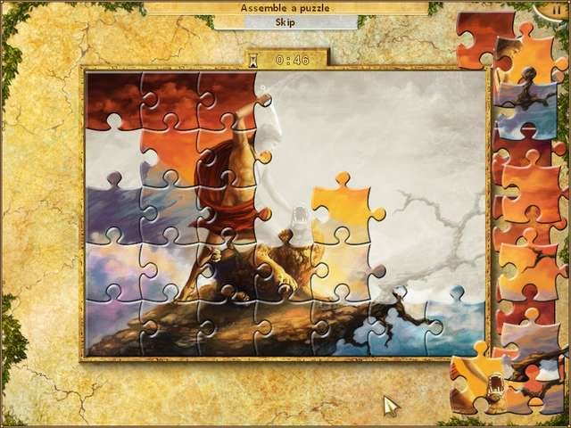 Game World Riddles- Seven Wonders