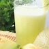 Resep Minuman Jus Buah Melon Segar Spesial