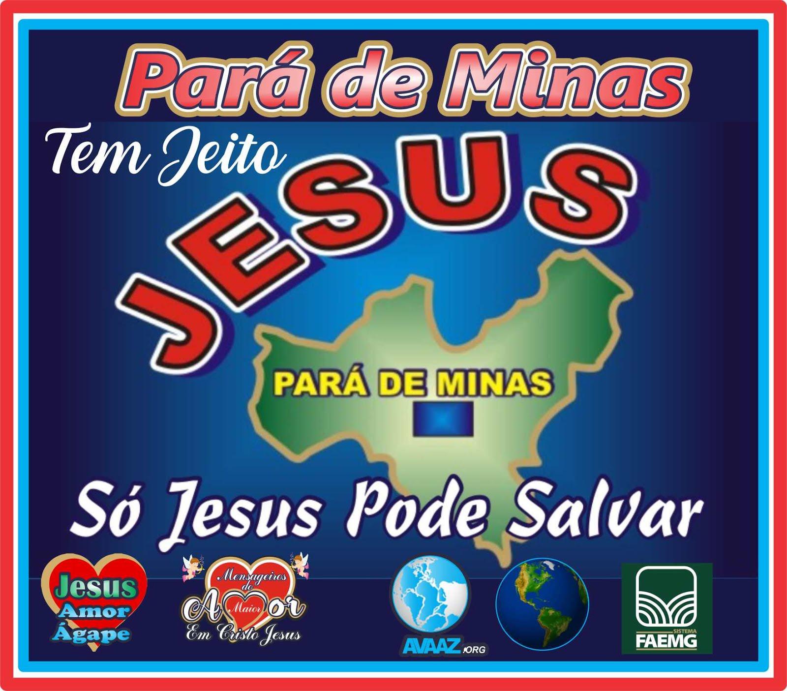160 Anos de Emancipação do Município de Pará de Minas