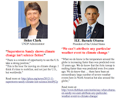 Can Helen Clark be trusted on Climate Change ?