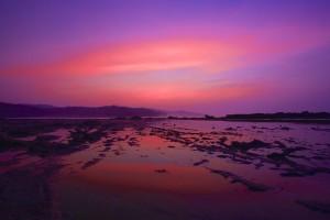 Wisata alam Pantai Sawarna Banten